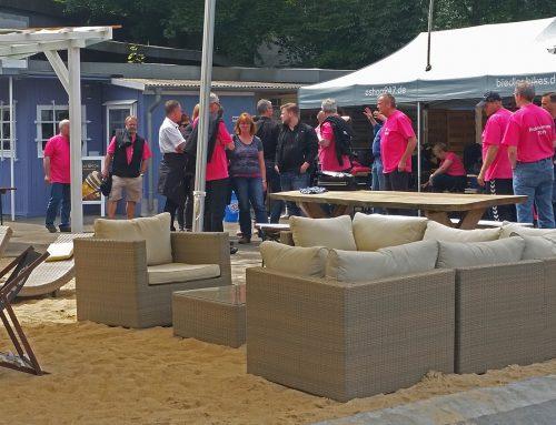 Drachenboot Event – Telekom Regionalmeeting